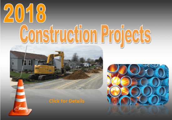 2018 Construction Projects