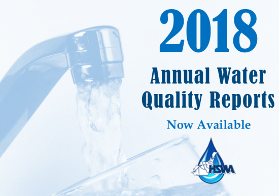 2018 Water Quality Reports Slideshow
