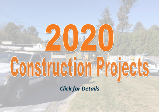 2020 Construction Projects Slideshow
