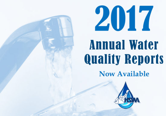 2017 Water Quality Reports